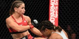 Tecia Torres wins at UFC 265
