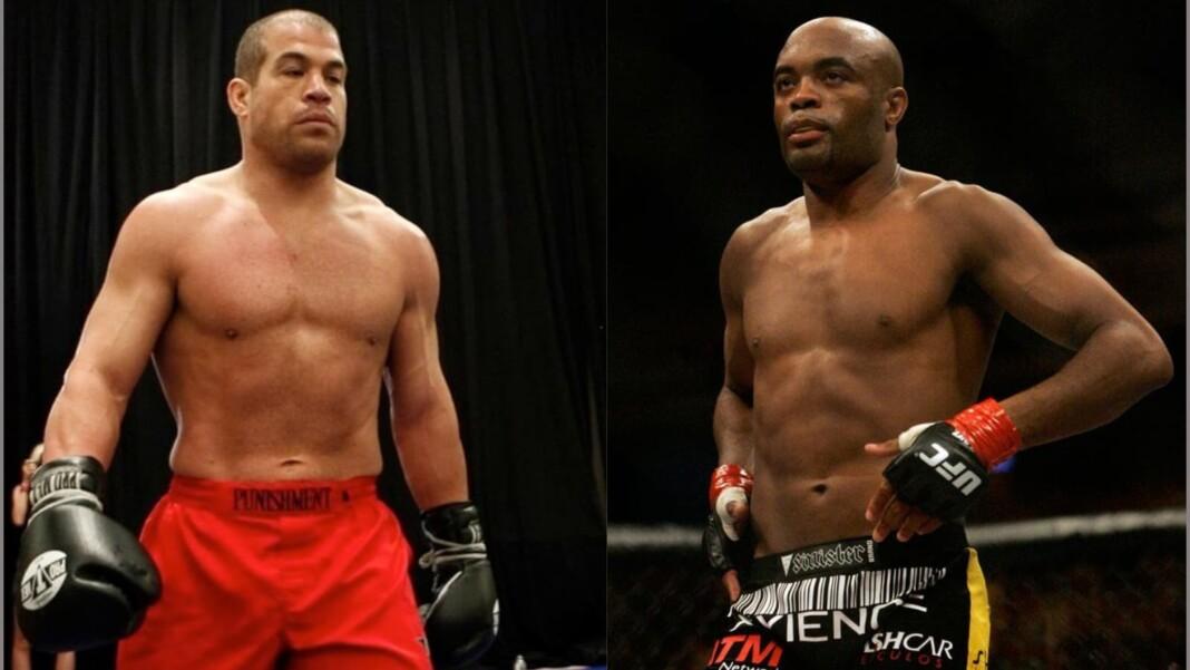 Tito Ortiz vs Anderson Silva