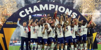 USA triumph over Mexico to clinch the Gold Cup 2021 title