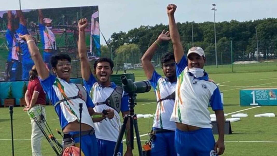 World Archery Youth Championships; Men's team