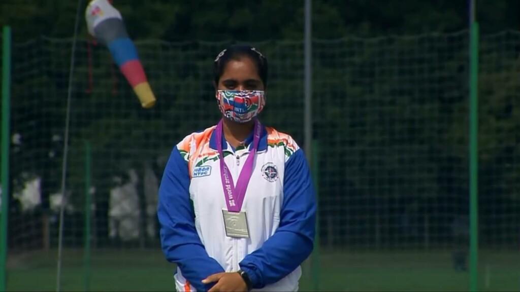 World Archery Youth Championships- Priya Gujar takes silver
