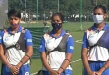 World Archery Youth Championships; women's team