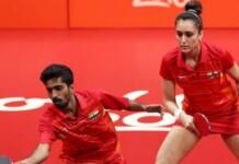 World Table Tennis Contender Budapest; Manika Batra and G Sathiyan