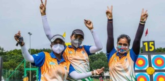 World Youth Archery Championships- Indian women's Cadet Team Wins Gold
