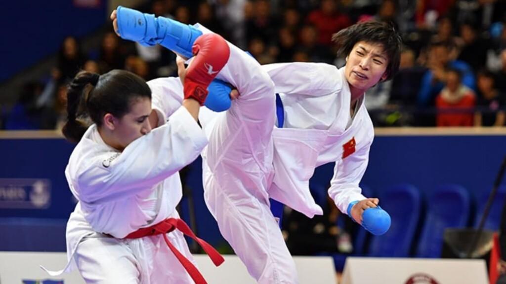 Yin Xiaoyan Tokyo Olympics