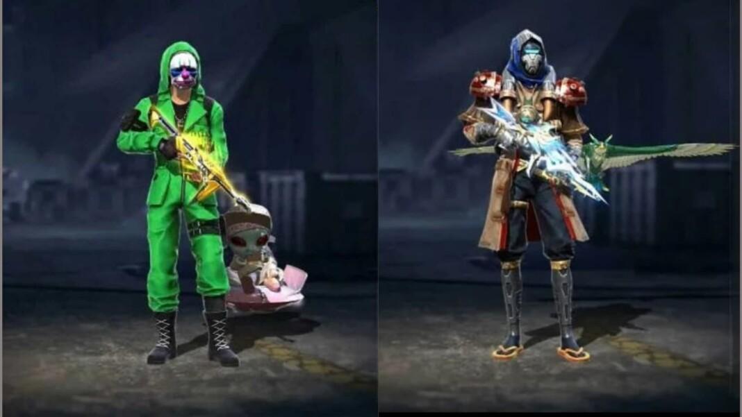 Alpha Free Fire vs B2K (Born2Kill)