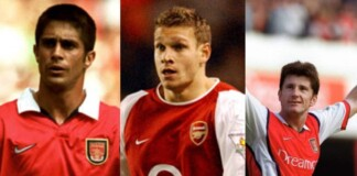 arsenal's 5 transfer signings in 1999