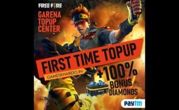 Free Fire Diamonds From Games Kharido