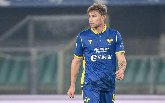 Atalanta BC sign defender Matteo Lovato from Hellas Verona