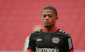 Bayer Leverkusen agree terms with Premier League club Aston Villa for the sale of winger Leon Bailey