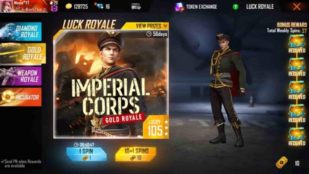 Imperial Corps Bundles
