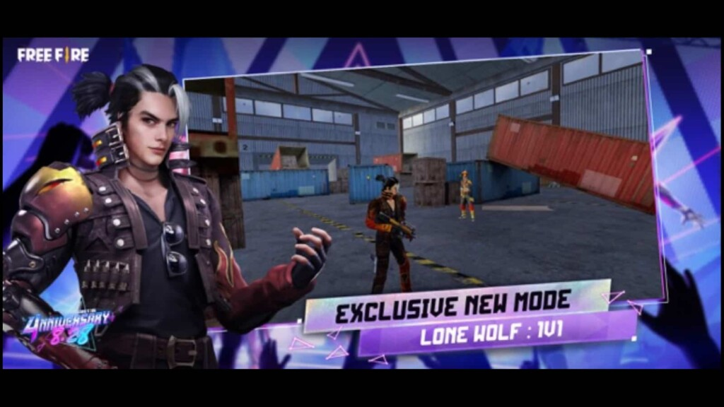 Lone Wolf Mode In Free Fire