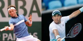 Casper Ruud vs Dusan Lajovic
