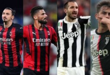 the 10 best players in Serie A