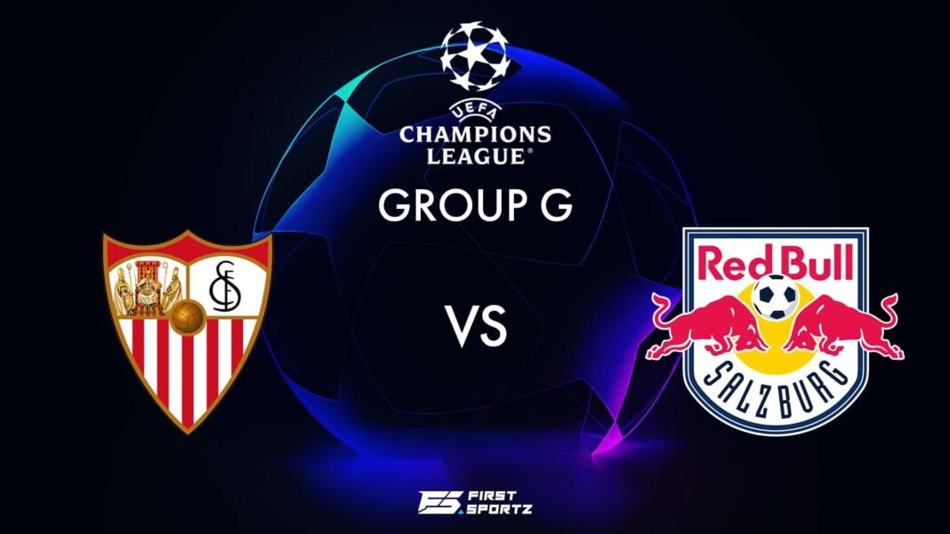UEFA Champions League: Sevilla vs RB Salzburg Live Stream, Preview and Prediction