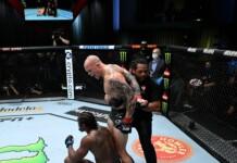 Anthony Smith at UFC Vegas 37