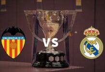 La Liga: Real Madrid CF vs Valencia CF Player Ratings as Carlo Ancelotti's men make an incredible comeback to salvage all three points