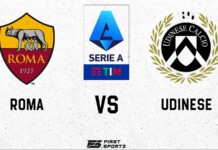 Serie A: Roma vs Udinese Live Stream, Preview and Prediction
