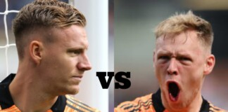 Aaron Ramsdale vs Bernd Leno