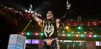 Rey Mysterio Exteme Rules win-loss record is 1-3