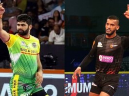 Top 5 most expensive players in PKL 2021 auction