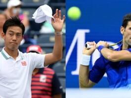 Nishikori vs Djokovic