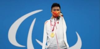 Zheng Tao, Tokyo Paralympics