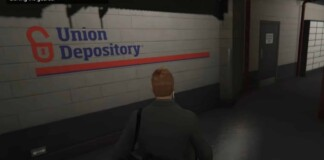 New Union Depository contract in GTA 5