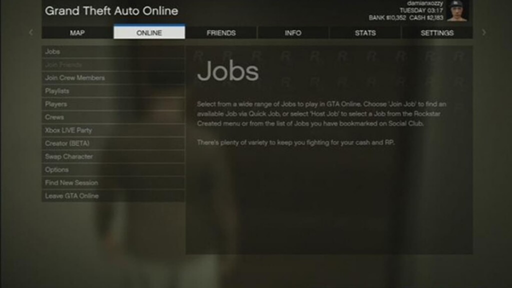 How to use the on-call feature in GTA 5