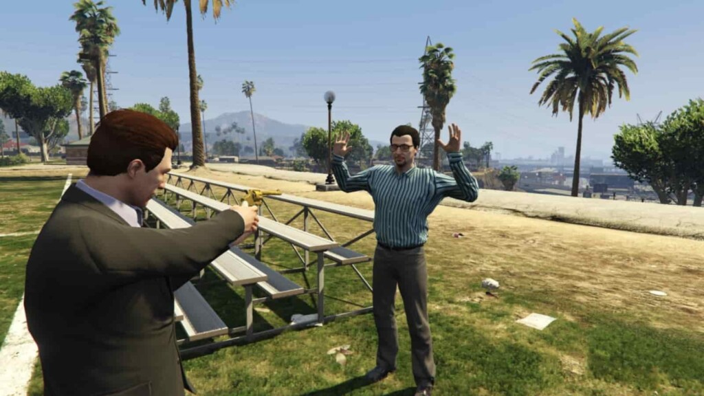How to request casino work in GTA 5