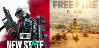 PUBG New State vs Free Fire Max: Similarities and differences that players need to know