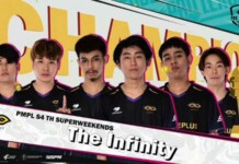 PUBG Mobile Pro League Thailand Season 4: Team Infinity wins the league stage