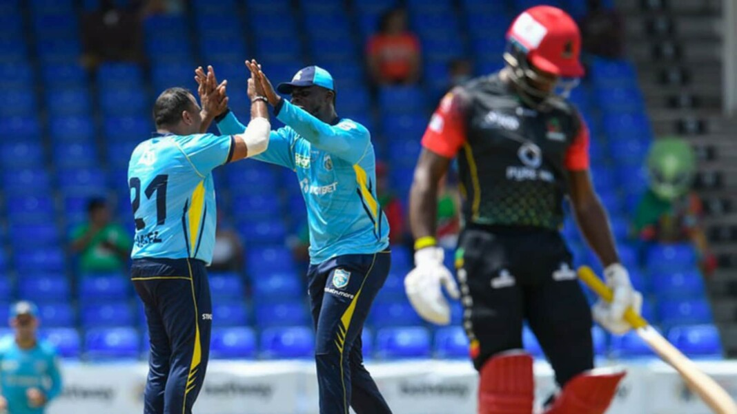 St Lucia Kings vs St Kitts and Nevis Patriots Live Stream