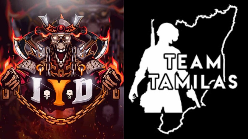 iYD Esports part ways with Team Tamilas by bidding farewell to their BGMI roster