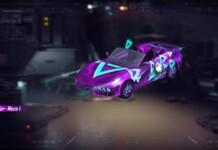 Month Sports Car skin in Free Fire