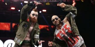 Sheamus and Cesaro can reunite following WWE Draft