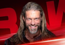 Edge could move to Monday Night Raw following WWE draft