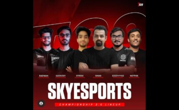 Team T69 adds BadmaN, Ezzyyy, and Godvexy to their roster