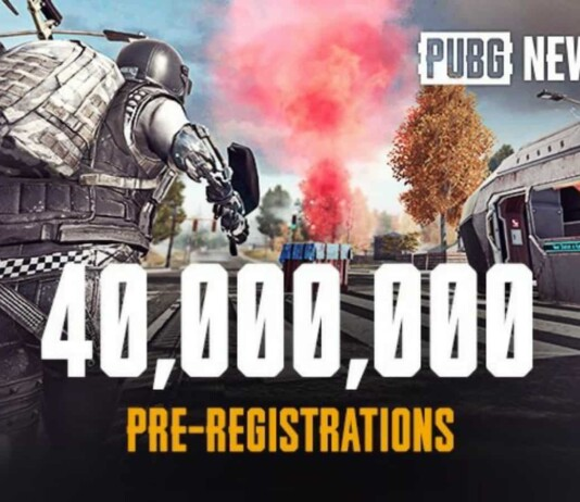 PUBG New State crosses 40 million pre-registrations on Play Store and App Store
