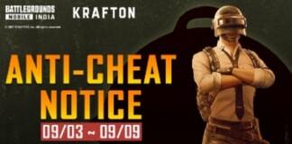 Battlegrounds Mobile India: Krafton permanently bans 142,578 BGMI accounts between September 3 to September 9
