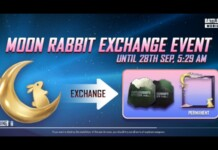 Moon Rabbit Exchange Event BGMI: All you need to know!