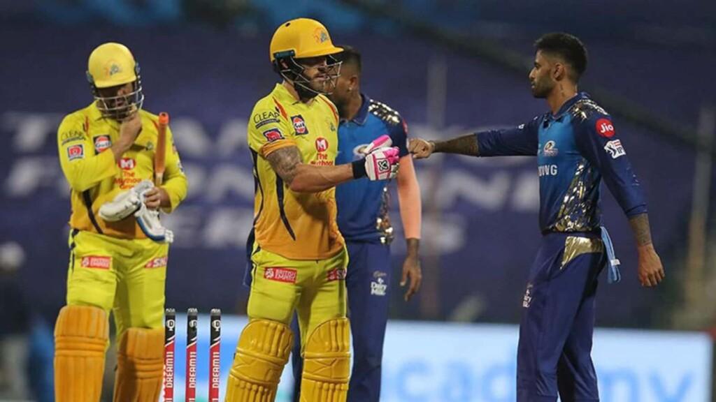Chennai Super Kings vs Mumbai Indians Live Stream