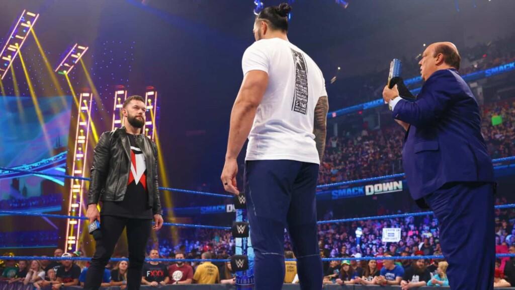 The Demon's winning streak was ended by Roman Reigns