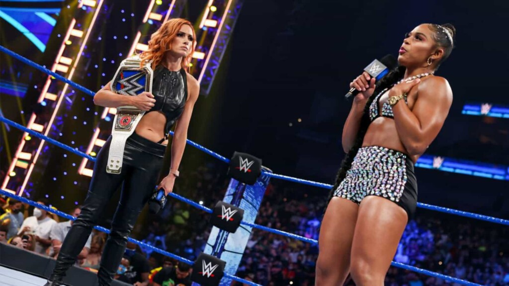 Becky Lynch and Bianca Belair stole the show at Extreme Rules 2021
