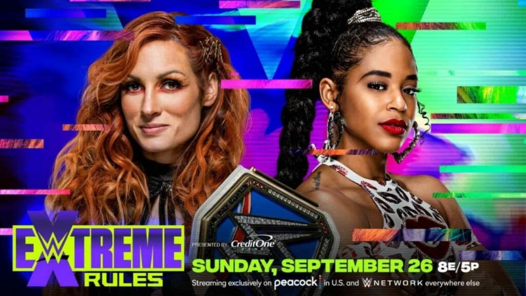 Bianca Belair will challenge Becky Lynch at Extreme Rules