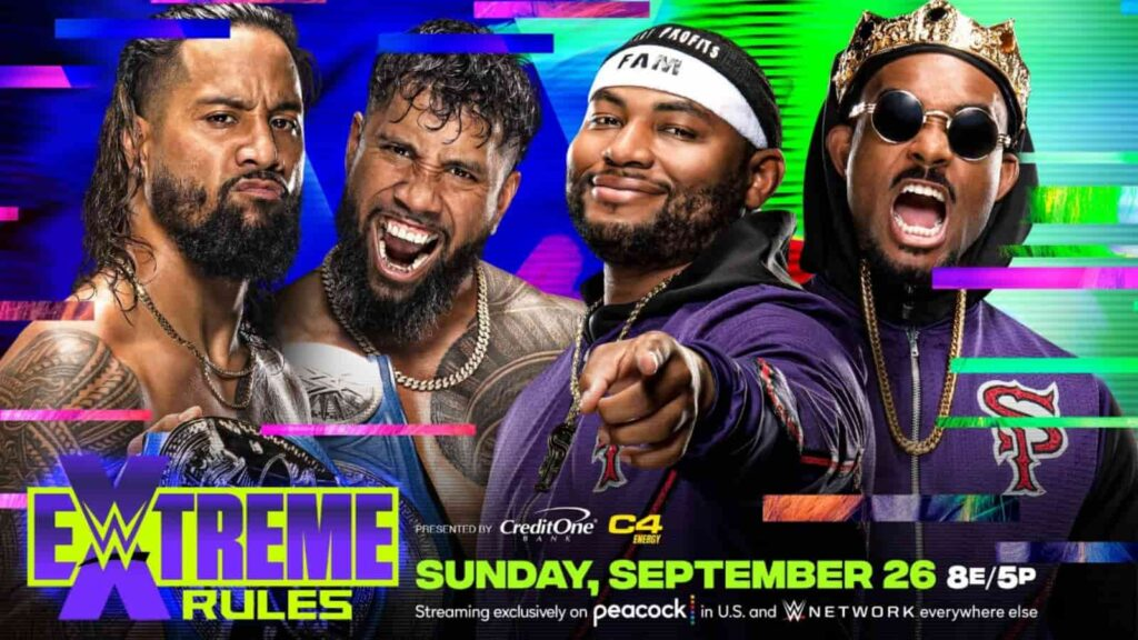 The Street Profits will challenge the Usos at Extreme Rules