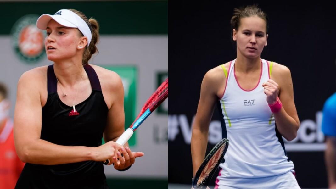 Elena Rybakina vs Veronika Kudermetova