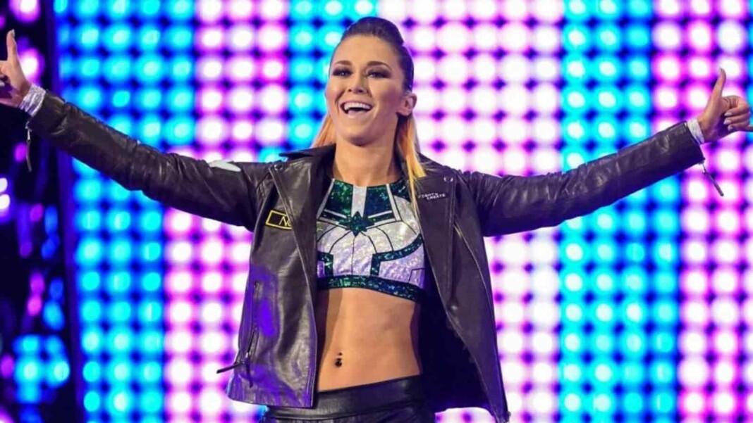 Who is WWE Superstar Tegan Nox?