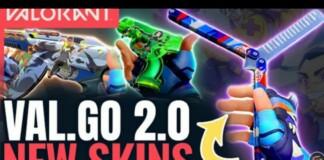 Valorant GO Volume 2 New Skin Bundle Leak