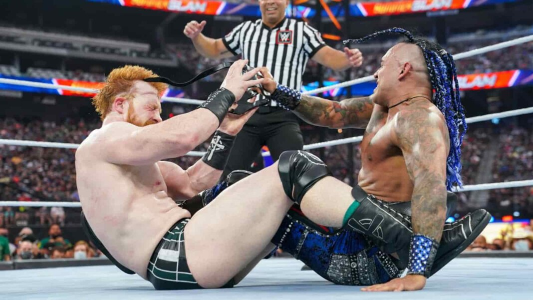 What can happen in the United States Championship match at extreme Rules 2021?